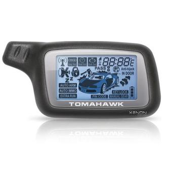 Автосигнализация с обратной связью Tomahawk X3