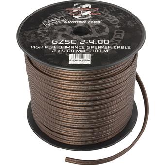 Акустический кабель Ground Zero GZSC 2-4.00