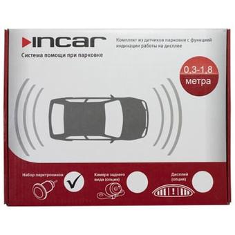 Парковочный радар InCar PT-304B