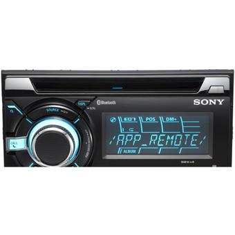 CD/MP3-ресивер Sony WX-GT90BT