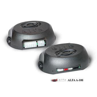 Автосигнализация с обратной связью Alfa A-100