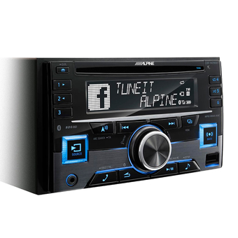 CD/MP3-ресивер Alpine CDE-W296BT