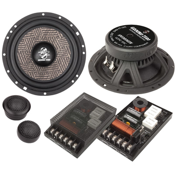 Компонентная акустика Ground Zero GZHC 65C