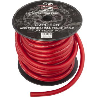 Силовой кабель Ground Zero GZPC 50R