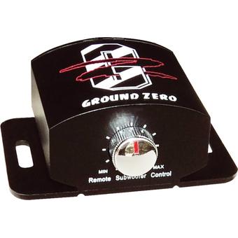 Одноканальный усилитель Ground Zero GZRA 1.600D