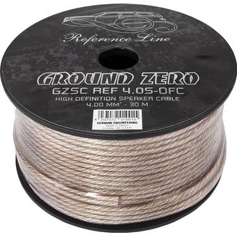 Акустический кабель Ground Zero GZSC REF 4.0S-OFC