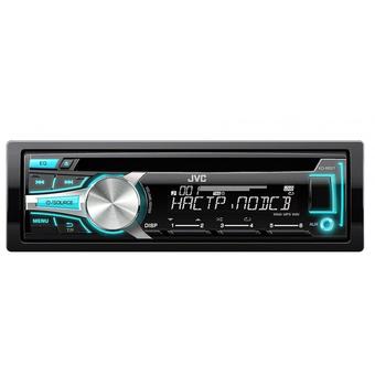 CD/MP3-ресивер JVC KD-R557