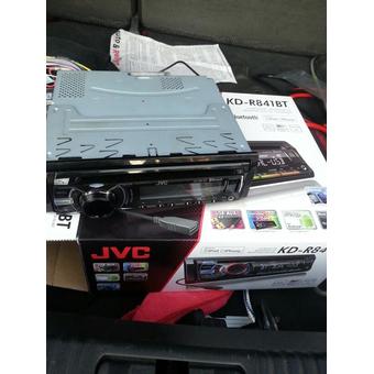 CD/MP3-ресивер JVC KD-R841BT