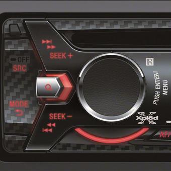 CD/MP3-ресивер Sony CDX-G3000UE
