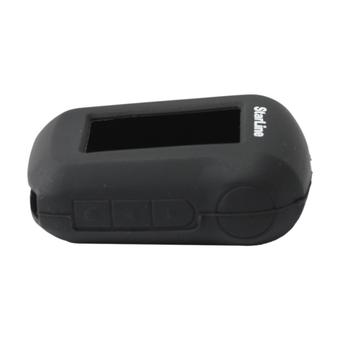 Защитный чехол для брелка StarLine A62/A64/A65/A92/A94/A95/T94 (чёрный)