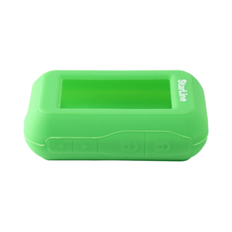 Силиконовый чехол на StarLine E60/E61/E90/E91 (зелёный)