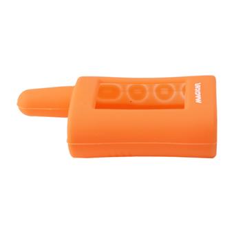 Силиконовый чехол на Scher-Khan Magicar A/B (оранжевый)