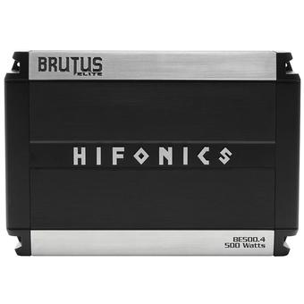 Четырехканальный усилитель Hifonics BE500.4