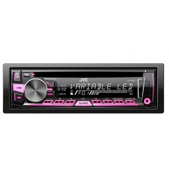 CD/MP3-ресивер JVC KD-R561E