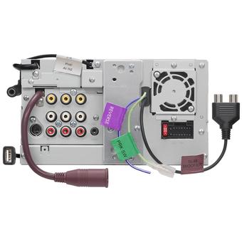Мультимедийный ресивер Kenwood DDX3053