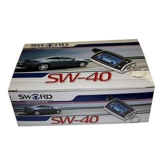 Автосигнализация с автозапуском Sword SW-40