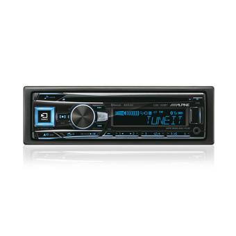 CD/MP3-ресивер Alpine CDE-193BT