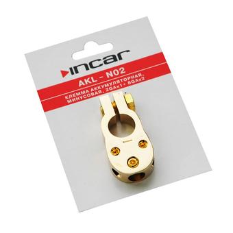 Клемма аккумуляторная  InCar AKL-N02
