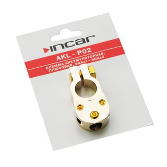 Клемма аккумуляторная  InCar AKL-P02