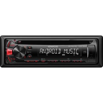 CD/MP3-ресивер Kenwood KDC-164UR
