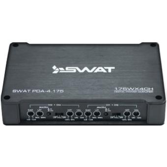 Четырехканальный усилитель Swat PDA 4.175