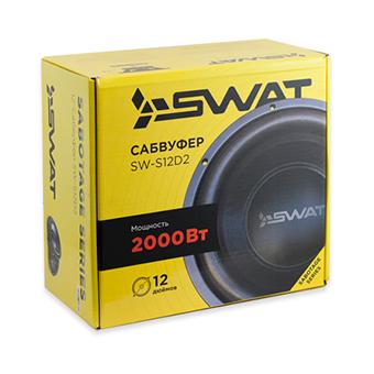 Пассивный сабвуфер Swat SW S12D2