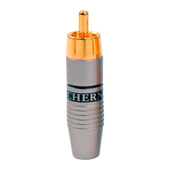 Tchernov Cable RCA Plug Junior Black