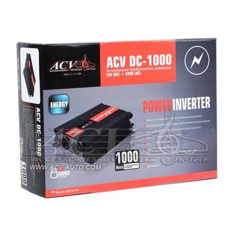 Преобразователь напряжения ACV DC-1000