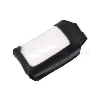 Силиконовый чехол на Jaguar EZ-10/EZ-ULTRA (чёрный, кожа)