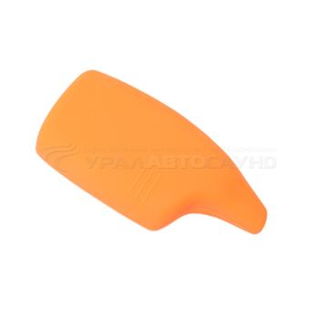 Силиконовый чехол на Scher-Khan Magicar 5/6 (оранжевый)