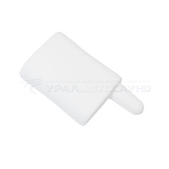 Силиконовый чехол на Scher-Khan Magicar A/B (белый)