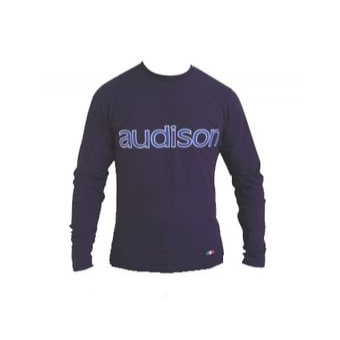 Футболка с длинным рукавом Audison T-Shirt Long sleeve (размер XXL)