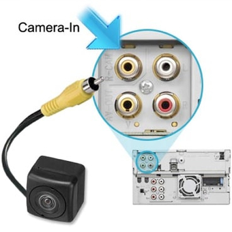Камера заднего вида Incar VDC-067