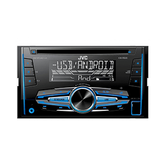 CD/MP3-ресивер JVC KW-R520