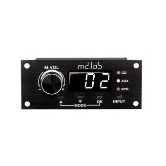 Шестиканальный усилитель MDLab AM-60.6DSP
