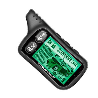 Автосигнализация с обратной связью Tomahawk S-700