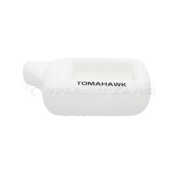 Силиконовый чехол на Tomahawk TZ-9030 (белый)