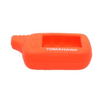 Силиконовый чехол на Tomahawk TZ-9030 (красный)