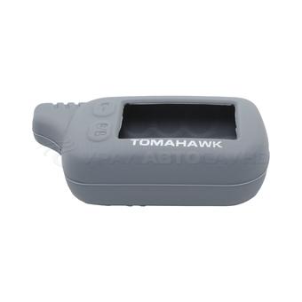 Силиконовый чехол на Tomahawk TZ-9030 (серый)