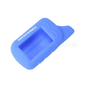 Силиконовый чехол на Tomahawk TZ-9030 (синий)