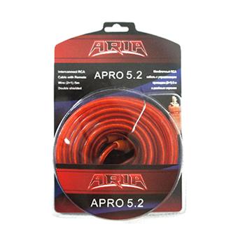Межблочный кабель ARIA APRO 5.2