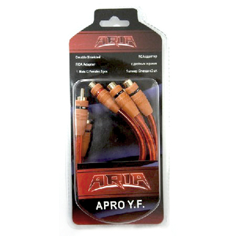 Y-коннектор  ARIA APRO Y.F