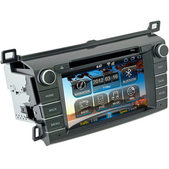 Штатная магнитола Intro AHR-2287