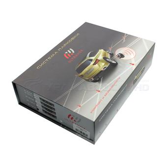 Парковочный радар Ultravox D-104 S
