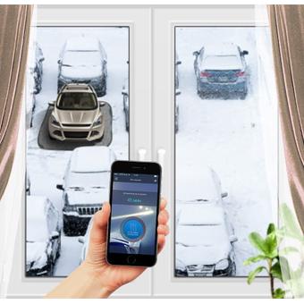 Система управления климатом FanControl-GSM