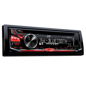 CD/MP3-ресивер JVC KD-R771BTE