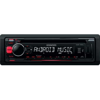 CD/MP3-ресивер Kenwood KDC-100UR