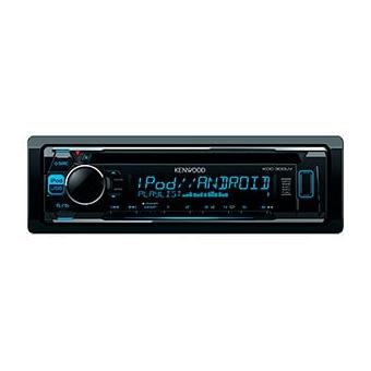 CD/MP3-ресивер Kenwood KDC-300UV