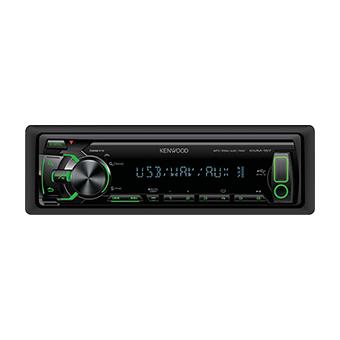 Цифровой ресивер Kenwood KMM-157U