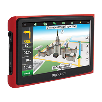 Prology iMAP-4300 black-red